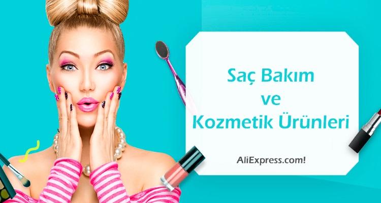 Aliexpress TR Makyajsız Güzel Görünmek!
