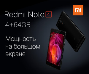 Xiaomi official store in Russia