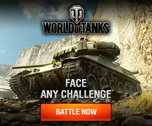 World of Tanks [DOI] Many GEOs