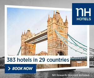 NH-Hotels US + 7 countries