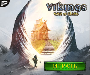Vikings: War of Clans [SOI] RU + Many GEOs