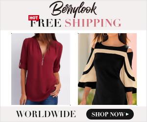 Berrylook coupon code, promo code,discount code