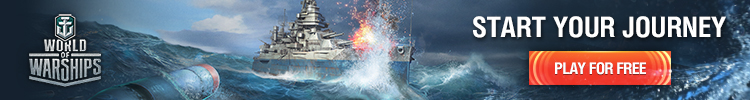World of Warships [DOI] Many GEOs