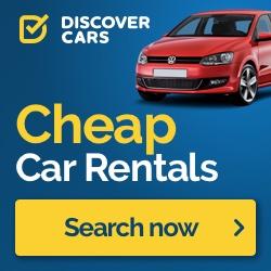 Discover car hire WW