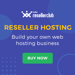 Reseller Club [CPS] IN