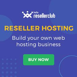 Reseller Club [CPS] IN