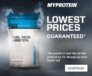 MyProtein MENA