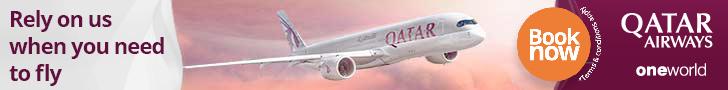 qatarairways.com Banner