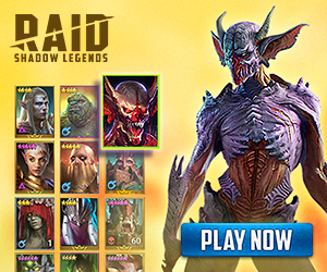 Raid: Shadow Legends [CPP] WW