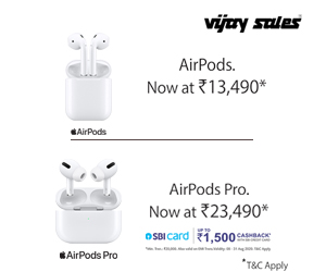 Vijay Sales [CPS] IN