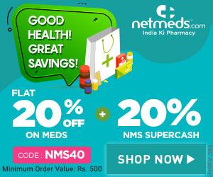 Netmeds mobile [CPS] IN