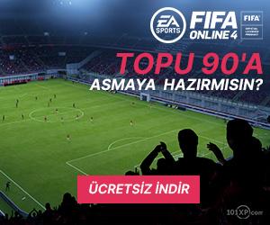 FIFA Online 4 [CPP] TR