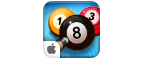 8 Ball Pool [iOS, non-incent, UK AU CA DE FR]