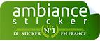 Ambiance sticker FR