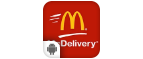 McDelivery - McDonald's [CPA, Android] IN