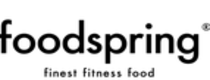 Foodspring [CPS] ES, FR, IT, DE, UK logo