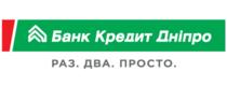 Банк Кредит Днепр [CPL, API] UA
