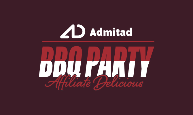 Admitad BBQ Party