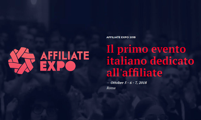 Affiliate Expo Italy