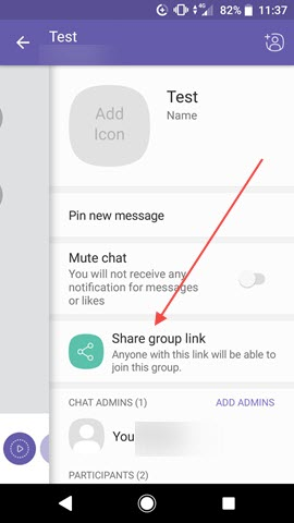 How to get a channel link in Telegram, WhatsApp and Viber? - admitad